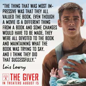 Share The Giver