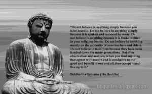 Lord Buddha Sayings