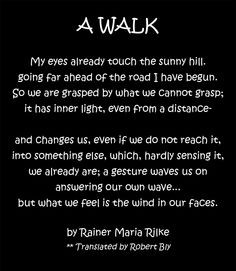 rainer maria rilke quotes about beauty quotesgram