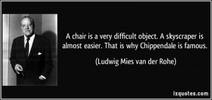 More Ludwig Mies van der Rohe Quotes
