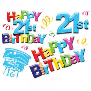 Happy 21st Birthday!!