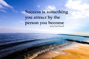 Great quote by Jim Rohn's mentor, John Earl Shoaff