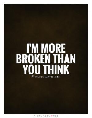 Sad Quotes Broken Heart Quotes Depression Quotes Depressed Quotes ...