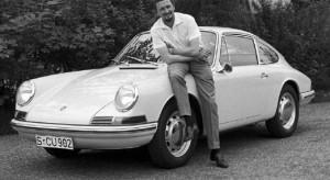 Ferdinand Porsche overleden