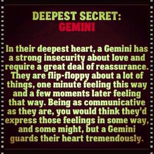 Gemini Zodiac Personality Quotes