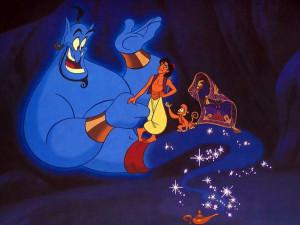 Disney Sidekicks Genie