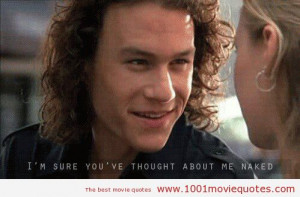10 Things I Hate About You (1999) - movie quote