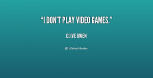 Video Games Dont Affect Kids Quote X Picture