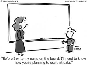 Big Data Humor: Grade School Data Privacy