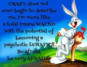 quotes quote cartoons funny quote funny quotes looney toons bugs bunny ...