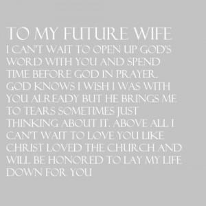 Future Wife