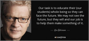 Ken Robinson Quotes