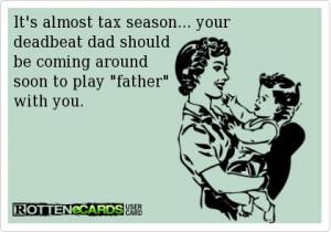 Deadbeat Dad Quo...