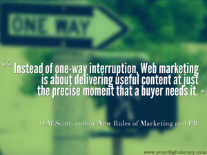 peter drucker quotes sayings aim of marketing great