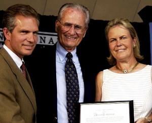 Jerry Coleman Acceptance Speech, 2005 Ford C. Frick Award Winner