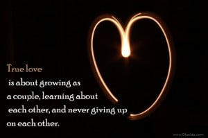Love Quotes-Thoughts-True love-Couple-Never Give Up-Best Quotes