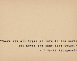 Scott Fitzgerald Quote - Literary Art Quote Print - 1920s Flapper ...
