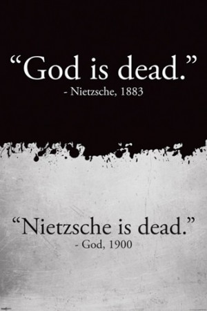 Nietzsche Quotes About God Is Dead ~ God is Dead - Nietzsche ...