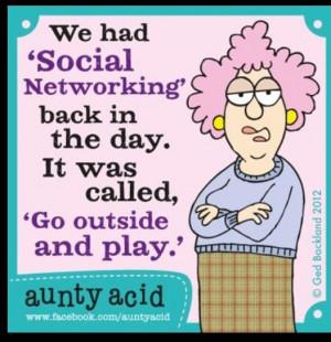 Aunty acid: Maxine Rules, Social Network, Acid Quotes, Aunts Acid ...