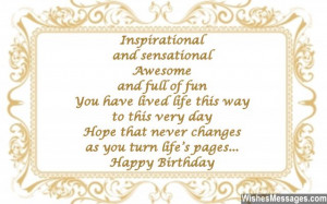 ... birthday speech to wife Speech On 60th Birthday Quotes - Quotes and