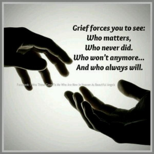 Dont engage your heart in grief