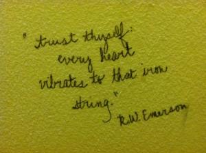 Self Reliance Emerson Self-reliance