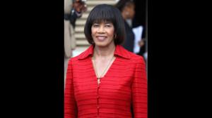 Jamaica Prime Minister, Portia Simpson Miller