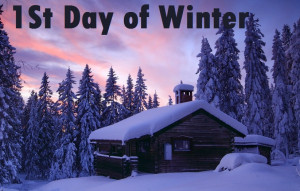First Day of Winter Quotes