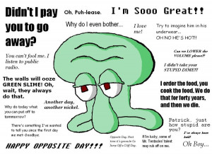 squidward quotes by monopolyrubix d5frce8