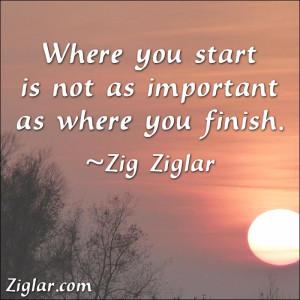 Zig Ziglar quote