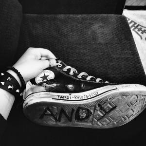 My #converse #andy #toystory ️ #suicide #suicidal #depression # ...