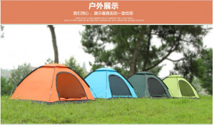 Cheap Price Outdoor Quechua Tent Camping Tents Three season 2 person
