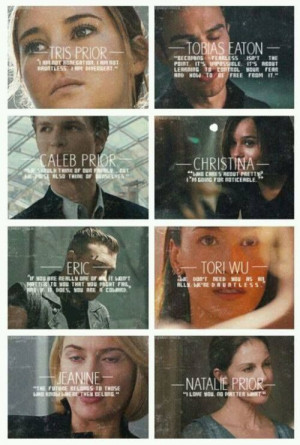More like this: divergent and quotes .