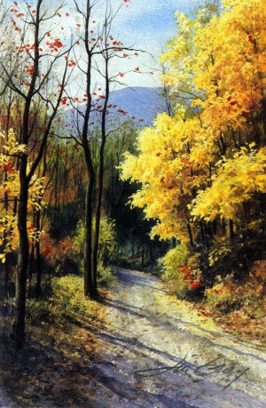... Country Roads, Jim Gray, Art Landscapes, Gray Gallery No, Gray