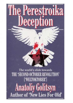 Perestroika The perestroika deception