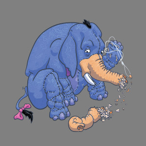 Sad Eeyore Quotes OH Bother