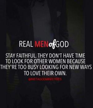 Real Men of God>>>