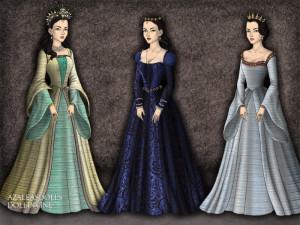 Anna Netrebko as Anne Boleyn (in Anna Bolena) by LadyBolena