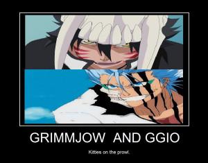 Grimmjow Motivational