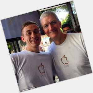 Tim Cook will celebrate his 55 yo birthday in 3 months and 5 days!