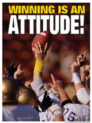 Motivational School Posters on Inspirational High School Football ...
