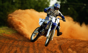 Dirt Motocross Yamaha Bike Race Wallpaper HD
