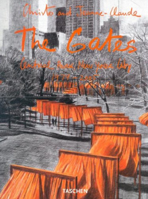 """Start by marking """"Christo and Jeanne-Claude: The Gates: Central Park ..."""