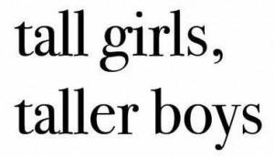 boy, girls, quotes, tall, taller