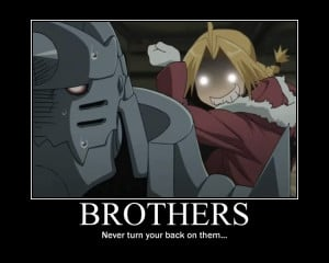 FMA: Brothers Motivational by animyx