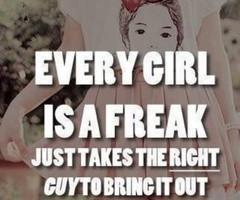 Freaky Girl Quotes Tumblr Freaky quotes tumblr freaky