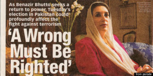 benazir bhutto quotes