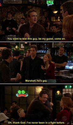 How I Met Your Mother #himym More