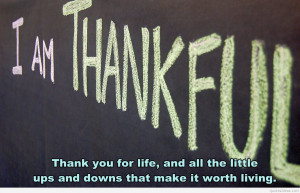 am thankful awesome quote on hd