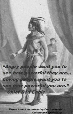 Chief Red Eagle